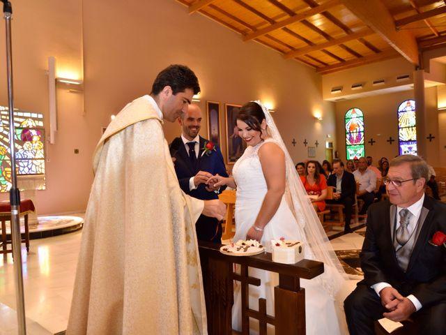 La boda de José y Virginia en Málaga, Málaga 32