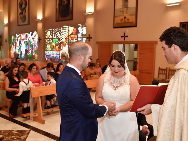 La boda de José y Virginia en Málaga, Málaga 34