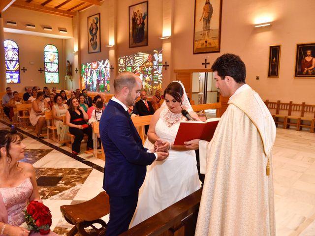 La boda de José y Virginia en Málaga, Málaga 35
