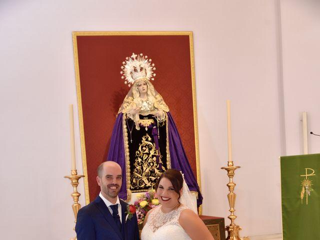 La boda de José y Virginia en Málaga, Málaga 37