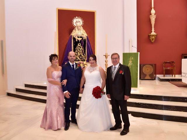 La boda de José y Virginia en Málaga, Málaga 38