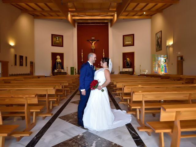 La boda de José y Virginia en Málaga, Málaga 40