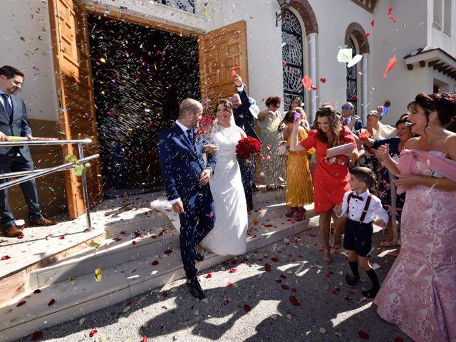 La boda de José y Virginia en Málaga, Málaga 41