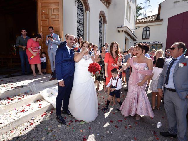 La boda de José y Virginia en Málaga, Málaga 42