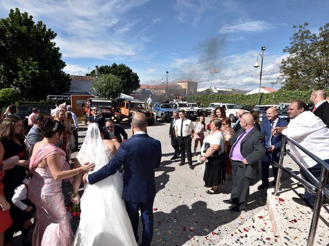 La boda de José y Virginia en Málaga, Málaga 43