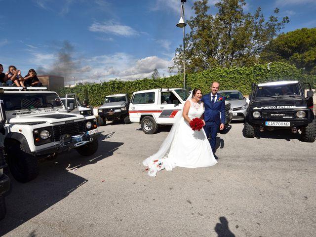 La boda de José y Virginia en Málaga, Málaga 44