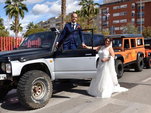 La boda de José y Virginia en Málaga, Málaga 46