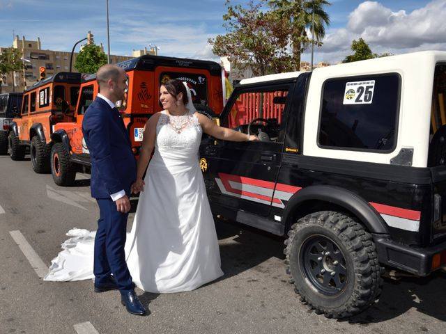 La boda de José y Virginia en Málaga, Málaga 47