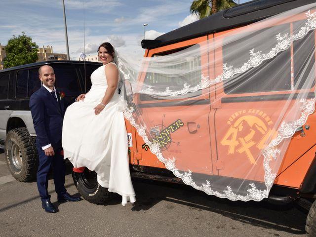 La boda de José y Virginia en Málaga, Málaga 48