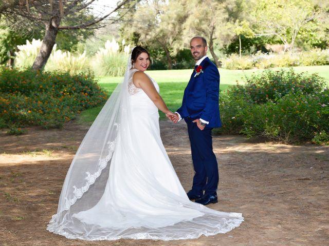 La boda de José y Virginia en Málaga, Málaga 52