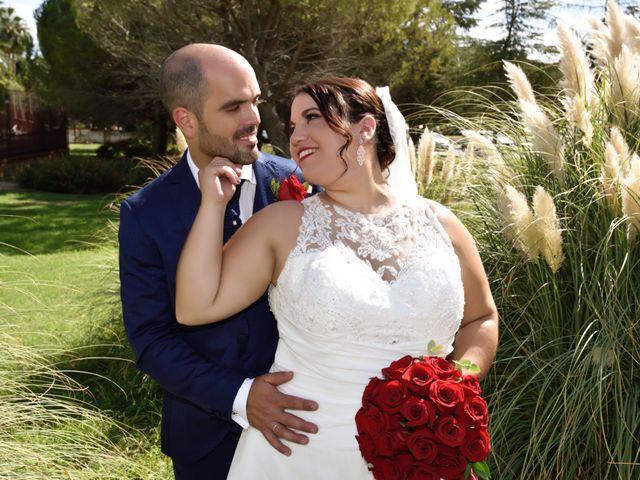 La boda de José y Virginia en Málaga, Málaga 53