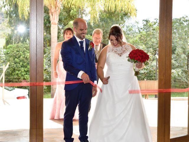 La boda de José y Virginia en Málaga, Málaga 54