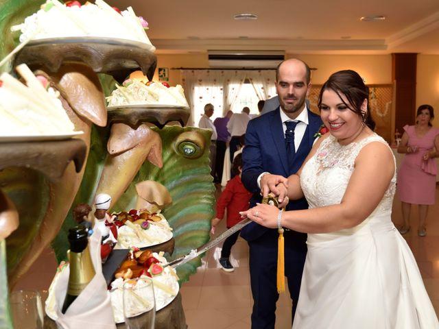La boda de José y Virginia en Málaga, Málaga 63