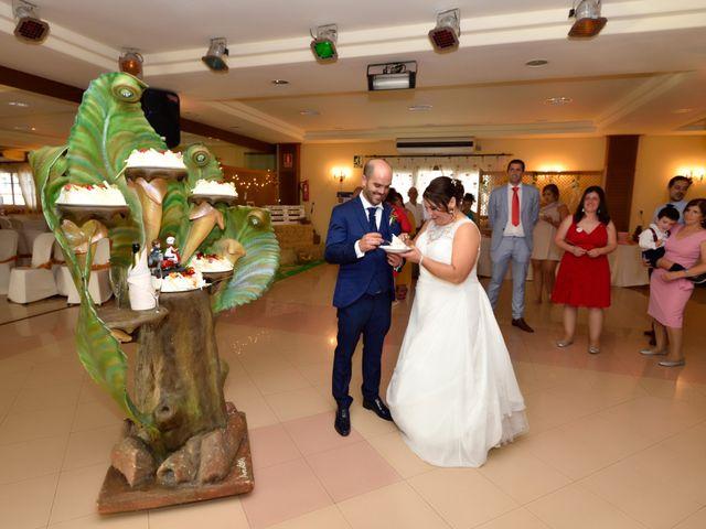 La boda de José y Virginia en Málaga, Málaga 64