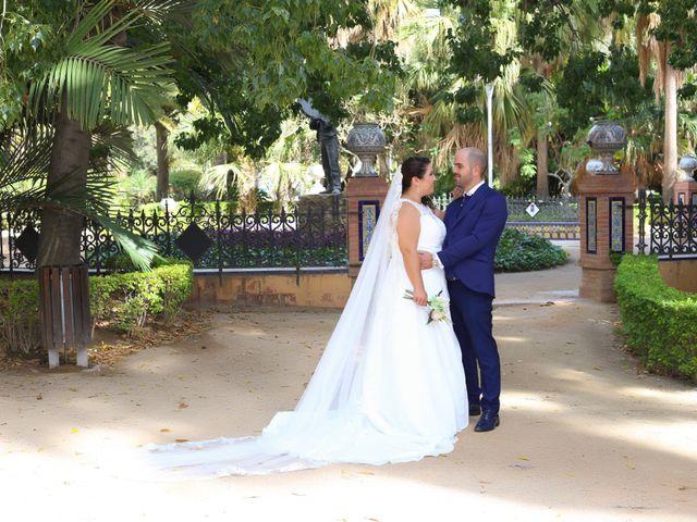 La boda de José y Virginia en Málaga, Málaga 68