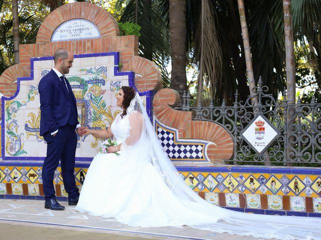 La boda de José y Virginia en Málaga, Málaga 70