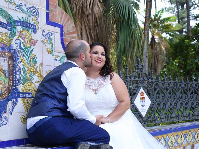 La boda de José y Virginia en Málaga, Málaga 72