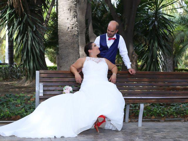 La boda de José y Virginia en Málaga, Málaga 73