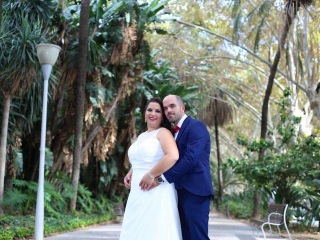 La boda de José y Virginia en Málaga, Málaga 76