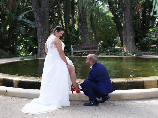 La boda de José y Virginia en Málaga, Málaga 77