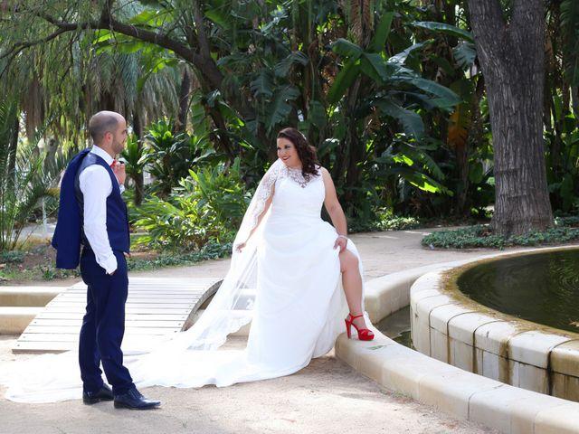 La boda de José y Virginia en Málaga, Málaga 79