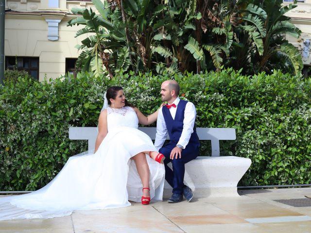 La boda de José y Virginia en Málaga, Málaga 1