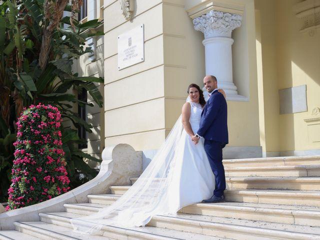 La boda de José y Virginia en Málaga, Málaga 83