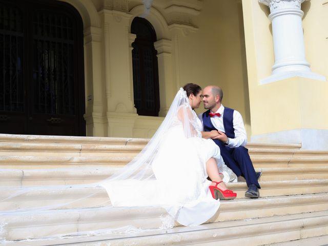 La boda de José y Virginia en Málaga, Málaga 84