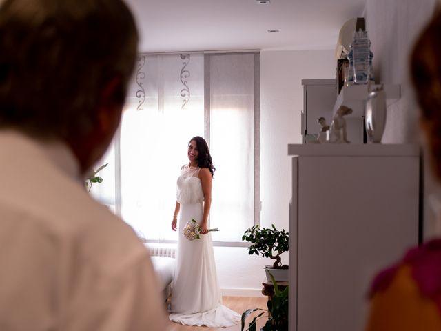 La boda de Kike y Cristina en Carrion De Calatrava, Ciudad Real 7
