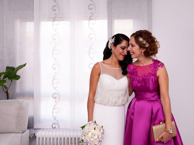 La boda de Kike y Cristina en Carrion De Calatrava, Ciudad Real 11