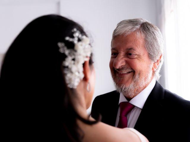 La boda de Kike y Cristina en Carrion De Calatrava, Ciudad Real 13