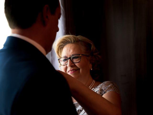 La boda de Kike y Cristina en Carrion De Calatrava, Ciudad Real 16