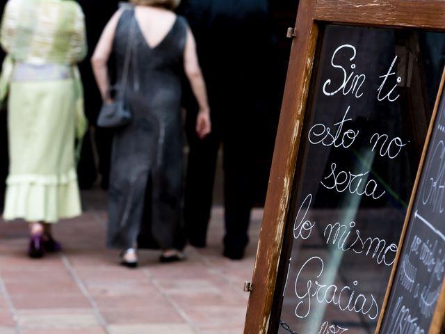 La boda de Kike y Cristina en Carrion De Calatrava, Ciudad Real 19