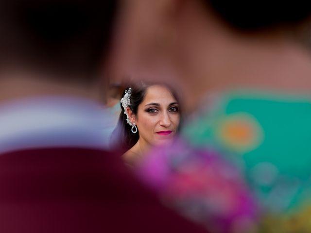 La boda de Kike y Cristina en Carrion De Calatrava, Ciudad Real 23