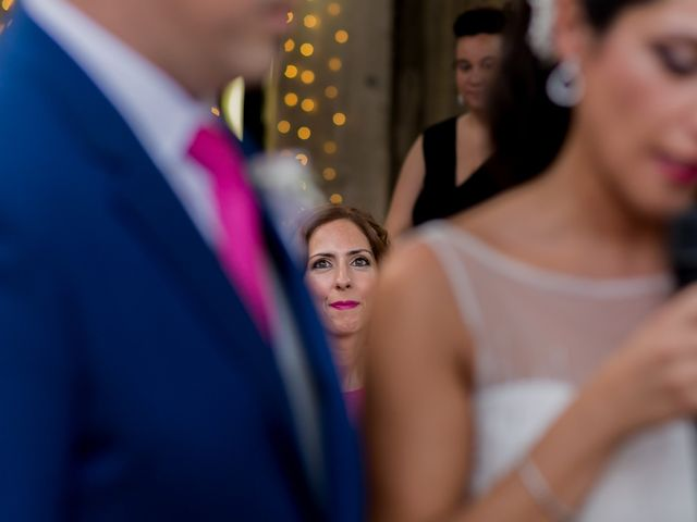 La boda de Kike y Cristina en Carrion De Calatrava, Ciudad Real 26