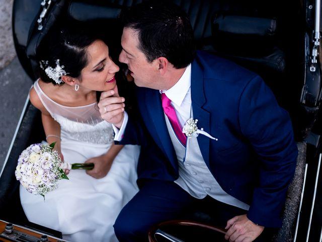 La boda de Kike y Cristina en Carrion De Calatrava, Ciudad Real 29