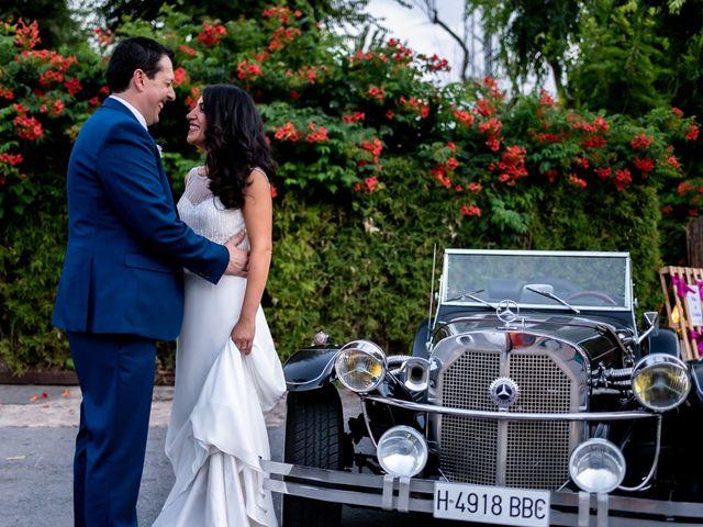 La boda de Kike y Cristina en Carrion De Calatrava, Ciudad Real 30
