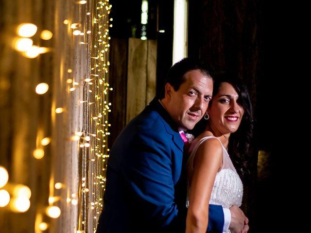 La boda de Kike y Cristina en Carrion De Calatrava, Ciudad Real 34