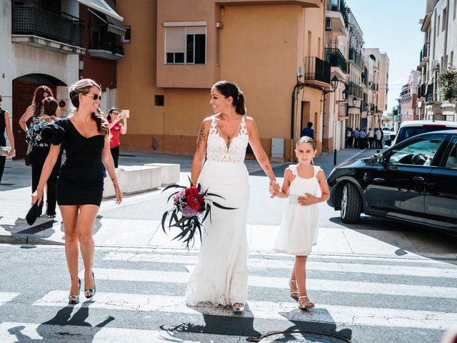 La boda de Carlos y Sandra en La Canonja, Tarragona 3