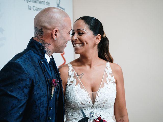 La boda de Carlos y Sandra en La Canonja, Tarragona 7