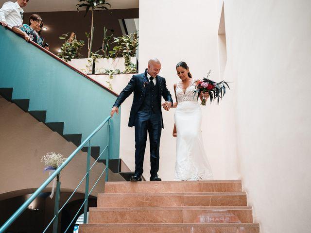 La boda de Carlos y Sandra en La Canonja, Tarragona 8