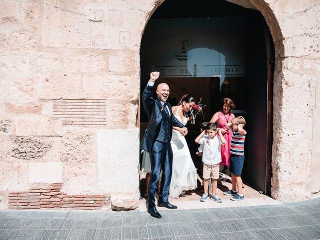 La boda de Carlos y Sandra en La Canonja, Tarragona 9