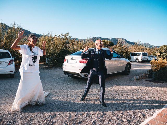La boda de Carlos y Sandra en La Canonja, Tarragona 24