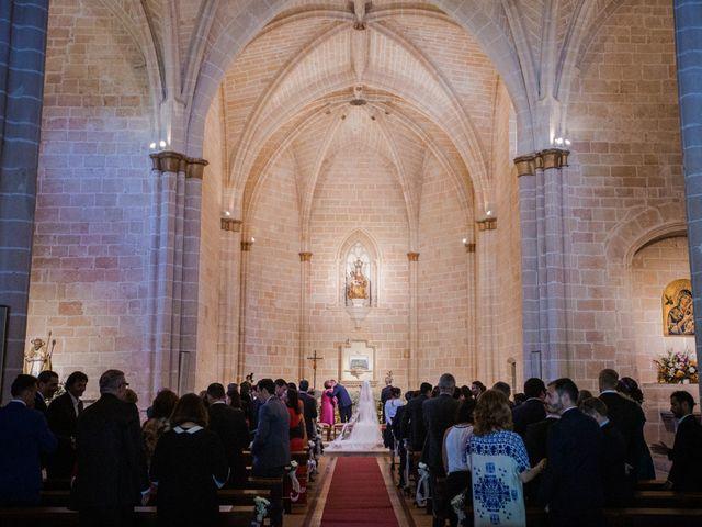 La boda de Alberto y Camilla en Santa Gadea Del Cid, Burgos 20