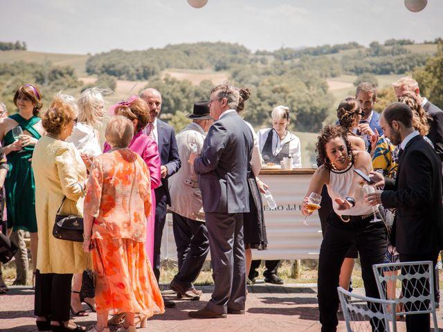 La boda de Alberto y Camilla en Santa Gadea Del Cid, Burgos 32