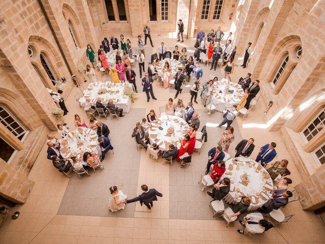 La boda de Alberto y Camilla en Santa Gadea Del Cid, Burgos 34