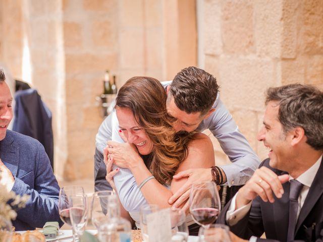 La boda de Alberto y Camilla en Santa Gadea Del Cid, Burgos 35