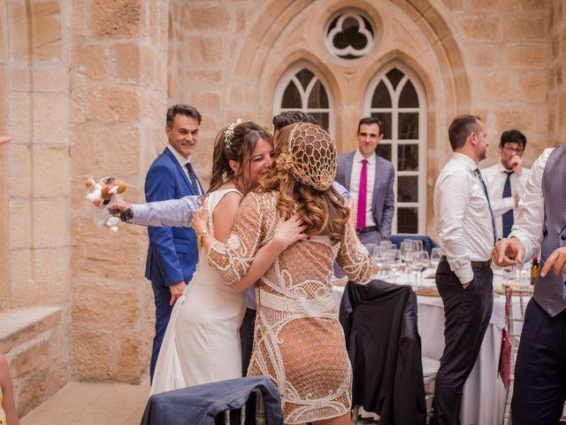 La boda de Alberto y Camilla en Santa Gadea Del Cid, Burgos 37