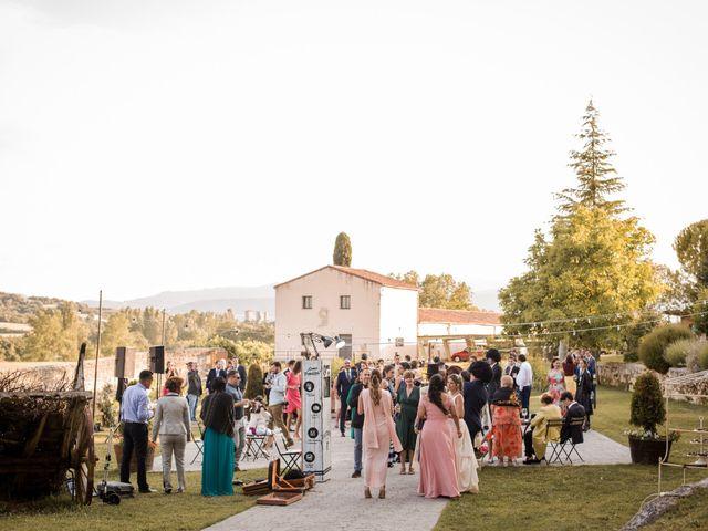 La boda de Alberto y Camilla en Santa Gadea Del Cid, Burgos 42