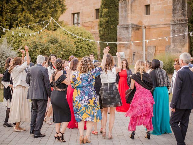 La boda de Alberto y Camilla en Santa Gadea Del Cid, Burgos 43
